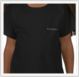 Rocklopedia! T-Shirt for kids