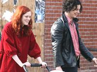 Rocklopedia! » Jack White and Karen Elson