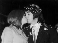 Rocklopedia Paul McCartney And Linda Eastman