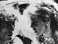 Roger Daltrey & Heather Taylor