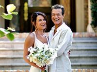 Eddie Van Halen & Janie Liszewski